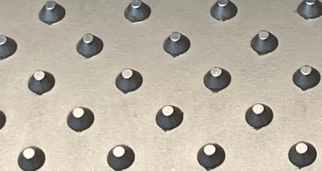 Beckmann 'BF' Roll Pattern