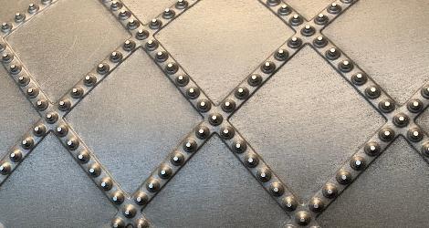Beckmann 'Large Diamond' Roll Pattern